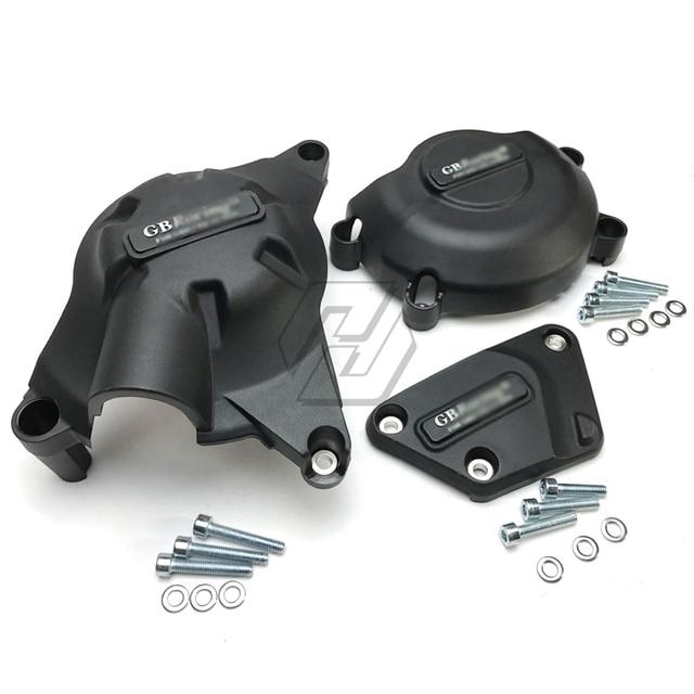אופנועים מנוע כיסוי הגנת מקרה עבור GB מירוץ מקרה עבור ימאהה YZF600 R6 2006 2019