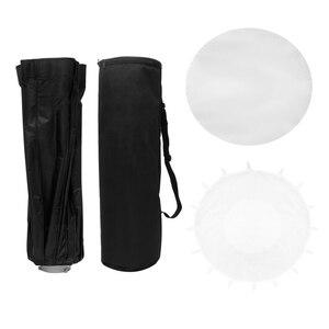 Image 5 - Selens 85センチメートル傘レーダーソフトボックススタジオライト写真撮影の光フラッシュ傘の写真撮影のアクセサリー