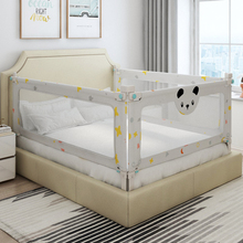 1.2m to 2.2m portable travel bed rail baby playpen baby fence baby bed fence bed safeti Rails Security bed Fence kids Guardrail