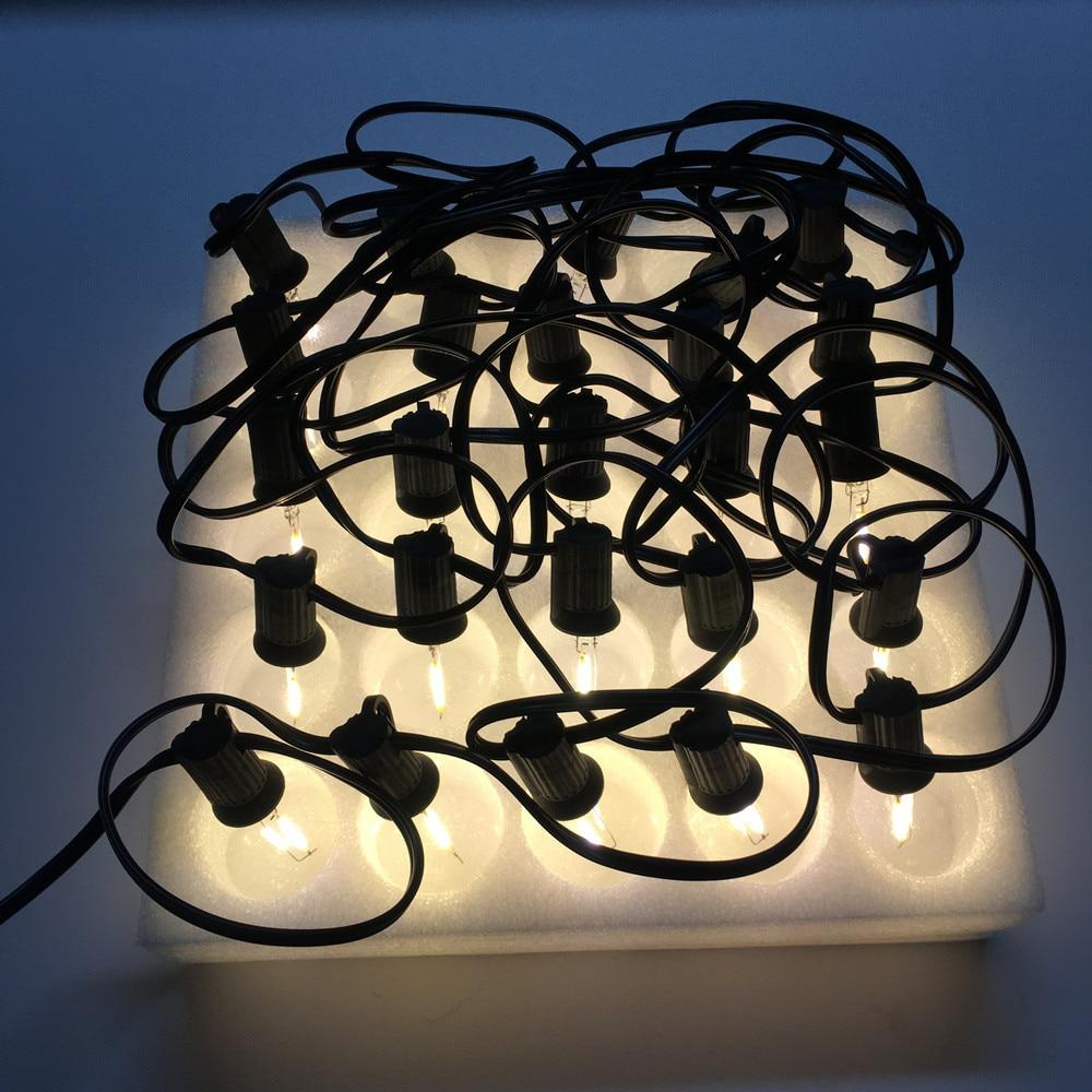 101225led claro lâmpadas led solar luz da