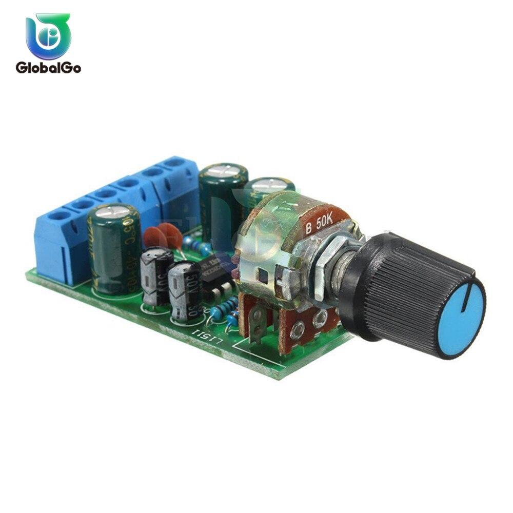 TDA2822 TDA2822M Плата усилителя DC 1,8 12 В 2,0 Канал Стерео мини AUX аудио усилитель модуль AMP 50K Ом DIP8 TDA2822|Детали и аксессуары для приборов|   | АлиЭкспресс