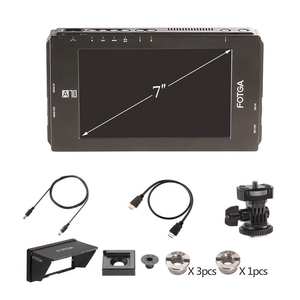 Image 3 - Fotga DP500IIIS A70TL 7 Inch Touch Screen FHD IPS Video On Camera Field Monitor 3D LUT 1920x1080,4K HDMI