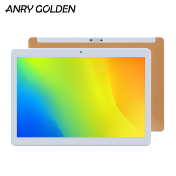 ANRY 10 inch Tablets Quad Core Android 8.1 2GB RAM 32GB ROM  4G LTE Phone Dual SIM Google Play MTK6737 10.1'' Tablet PC WIFI