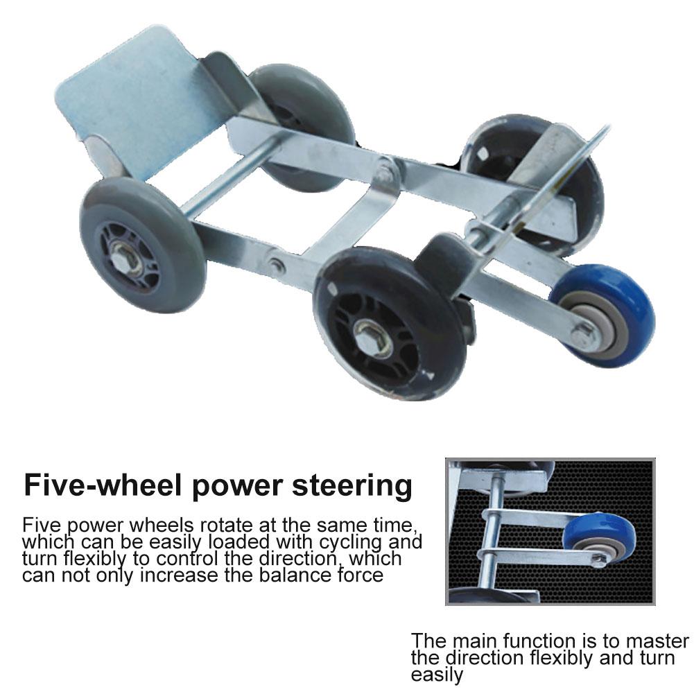 Universal motocicleta plana pneu roda extrator impulsionador