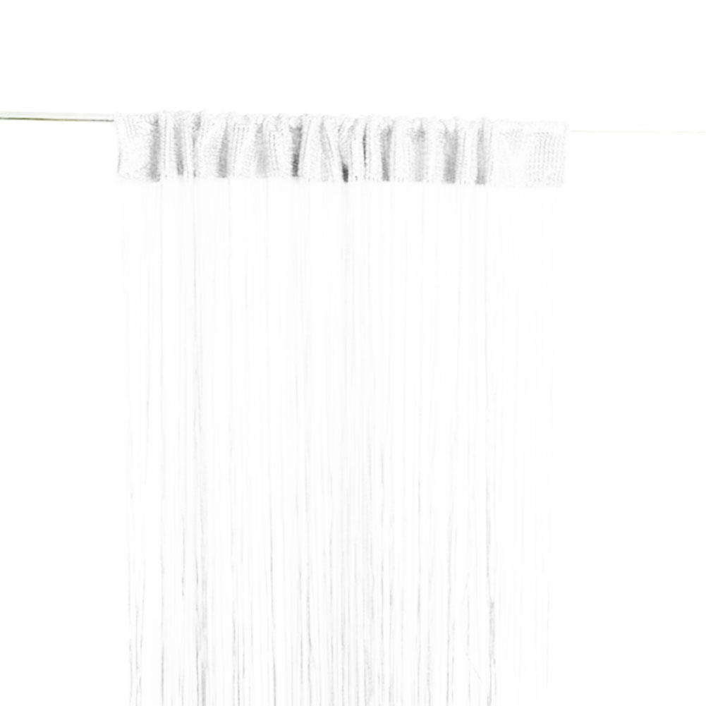 Net Curtain Window-Divider Fly-Screen Door-Decor Living-Room Bedroom for String Patio