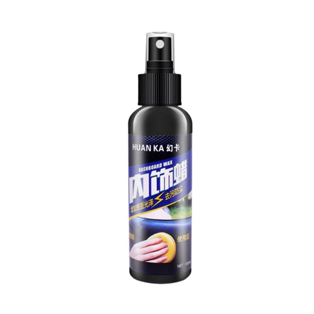 Image 2 - Car Care Interior Polish Leather Seat Sofa Panel Dashboard Tire Cleaner Kit-in Paint Cleaner from Automobiles & Motorcycles