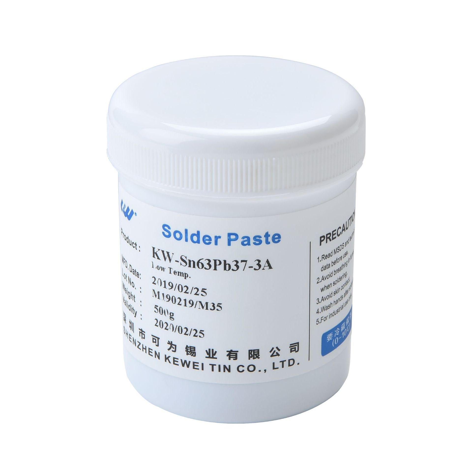 Shenzhen Tin Plant For Tin Solder Leaded Solder Paste Sn60Pb40 Solder Paste Manufacturers Wholesale Factory Direct Selling