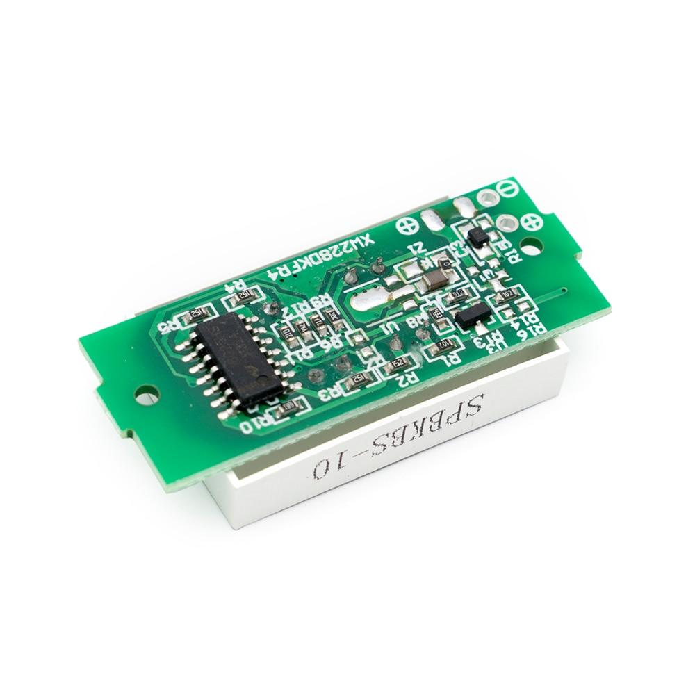 1S 2S 3S 4S одиночный индикатор емкости литиевой батареи 3,7 V синий дисплей тестер мощности литий-ионной батареи для электромобиля 4,2 V