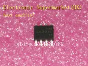 100% New original LM393L LM393 SOP-8 IC In stock! цена 2017