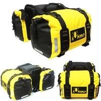 Motorcycle Waterproof Saddlebags Motocross Tank Bag Racing Riding Motor Helmet Bags Oil Travel Luggage Rear Seat Bags Top Cases
