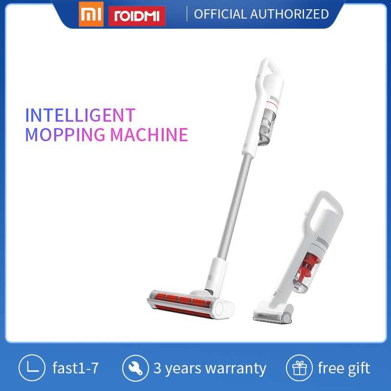 Xiaomi F8 Handheld Wireless Vacuum Cleaner For Home Portable Cordless Dust Collector Carpet Sweep Strong Suction Dust