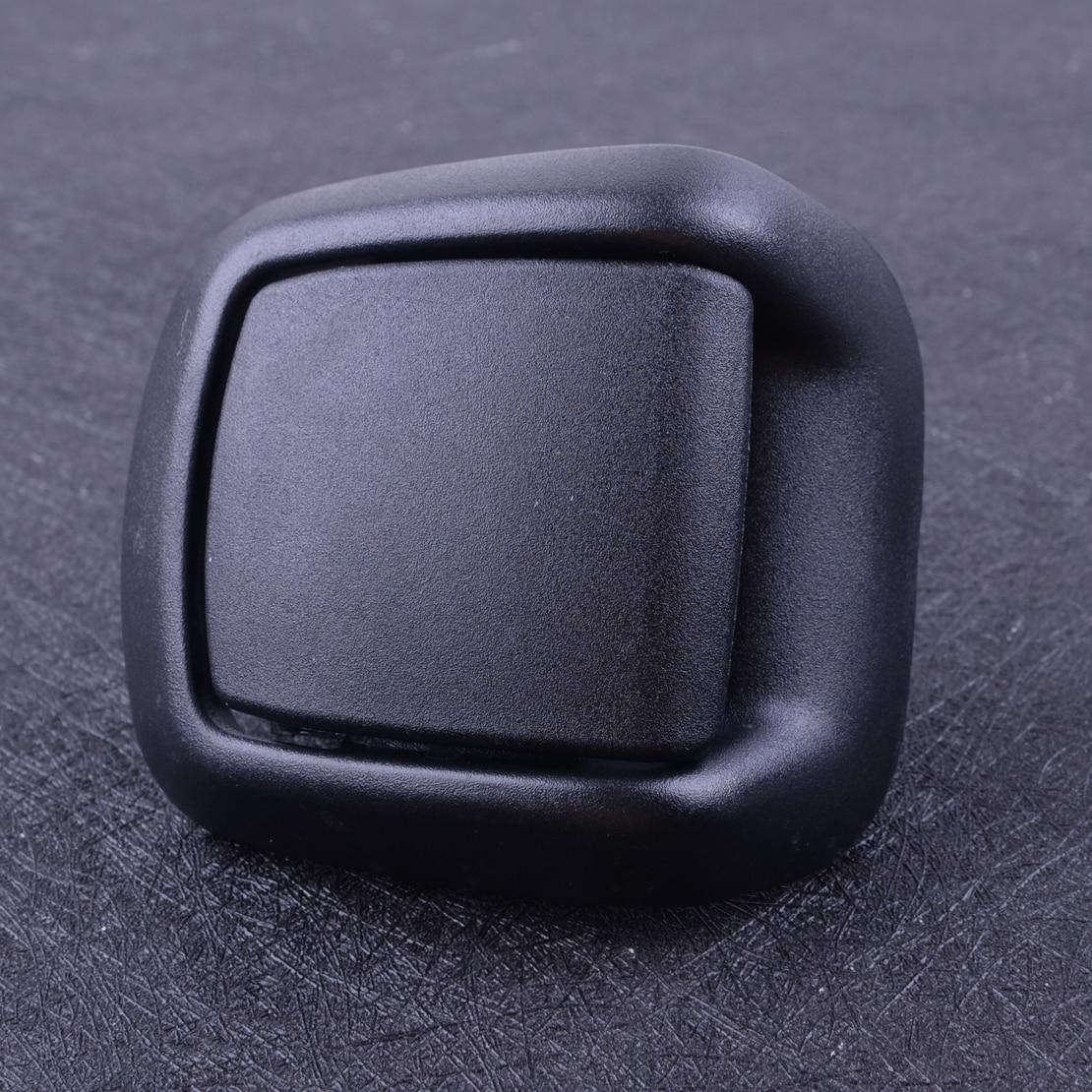 Plastic Black Car Inner Front Left Seat Tilt Handle Fit For Ford Fiesta MK6 VI 3 Door 2002 2003 2004 2005 2006 2007 2008 1417521