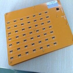 Промышленный концентратор USB 2,0 49 портов мощный usb-хаб для майнинга биткоина