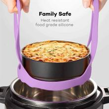 Steamer Pot-Accessories Pressure-Cooker-Sling Instant Silicone for 6-Qt/8 Anti-Scalding