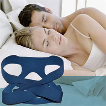 Universal Headgear Anti Snoring Strap Stop Chin Mouth Guard Treatment Snore Relieve