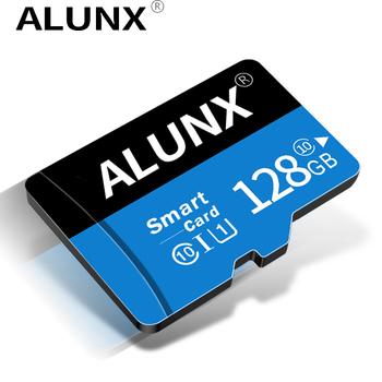 Micro SD 128GB 32GB 64GB 256 GB 16GB 8GB 4GB karta Micro SD SD TF karta pamięci Flash 4 8 16 32 64 128 256 GB MicroSD na telefon tanie i dobre opinie ALUNX NONE Wysoka prędkość odczytu i zapisu Telefon komórkowy TABLET NOTES Tachografu Camera Monitorowania Głośniki
