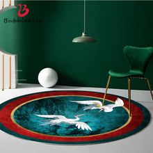 Bubble Kiss 2020 New Chinese Style Carpets For Living Room Bedroom Decor Rug Decoration Thicker Rug For Home Floor Door Mat Hot