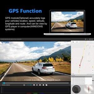 Image 5 - Mini ukryty 4K 2160P podwójny obiektyw samochodowy DVR WIFI GPS rejestrator Novatek 96663 Chip Sony IMX323 czujnik podwójny aparat wideorejestrator samochodowy D20