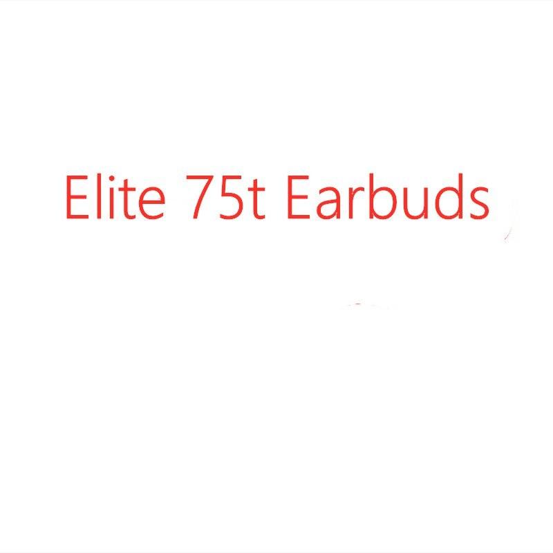 Ja Elite 75t auriculares, inalámbricos por Bluetooth, con funda de carga, más cómodos, para xiaomi y iphone|Altavoces portátiles| - AliExpress