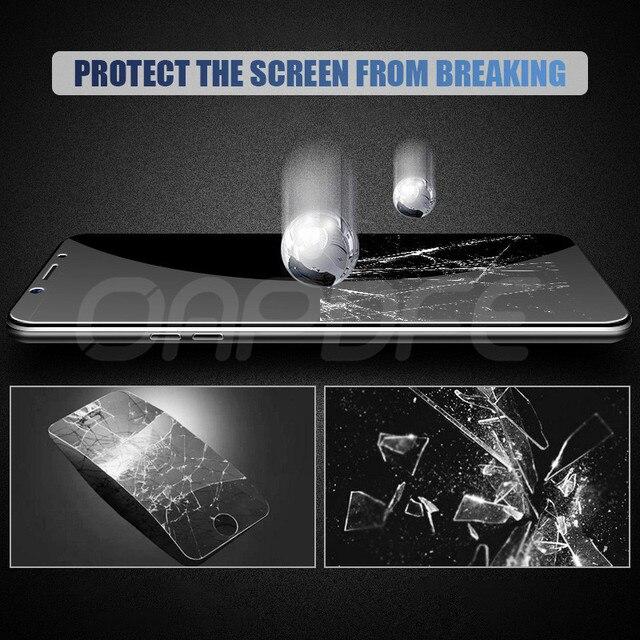 9H Anti-Burst Tempered Glass For Samsung Galaxy J3 J5 J7 A3 A5 A7 2016 2017 J2 J4 J7 Core J5 Preme S7 Screen Protector Glass 6