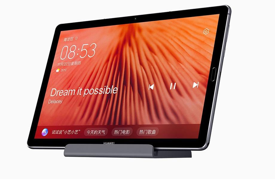 Huawei Mdiapad M6 Tablet Android 10.8 inch WIFI table PC  Kirin 980 Octa Core Android 9.0 Google play 7500mAh Fingerprint ID (5)