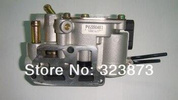 Najwyższej jakości zawór sterujący jałowym powietrzem IACV OEM MD614701 fabrycznie nowy dla mitsubishi mirage 4G15 silnik T-0-P