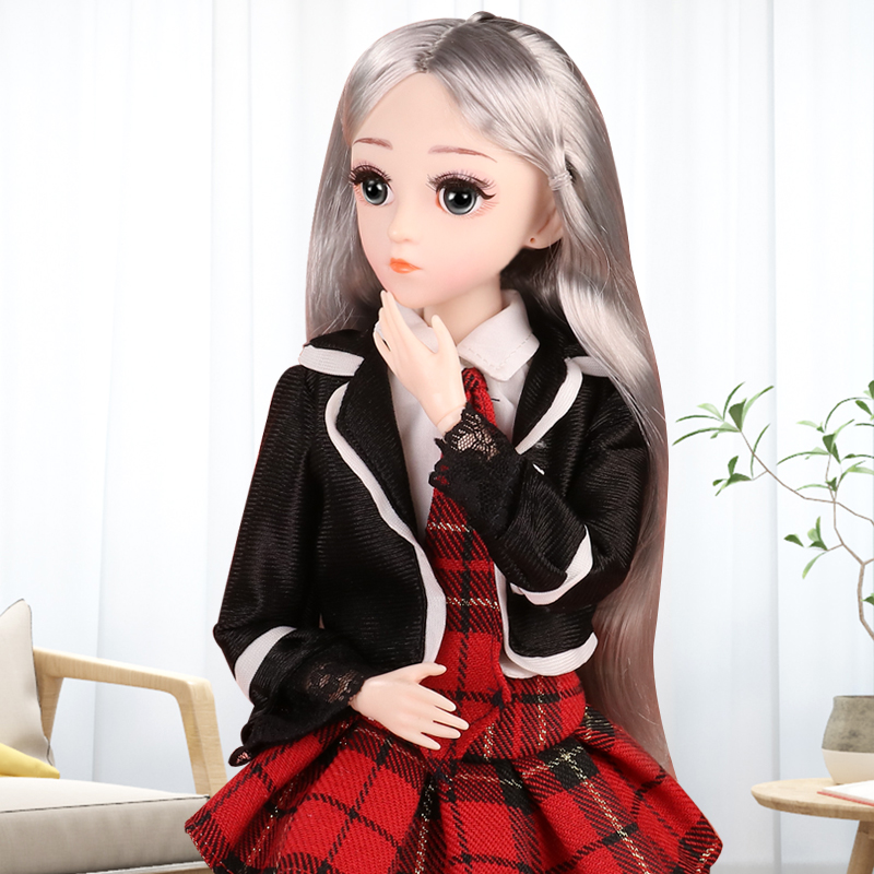 Fashion Dress Outfit Clothing for 45cm 18-inch BJD SD AG American Dolls Gifts