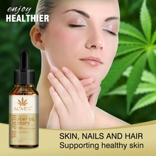 купить Hemp Seed Oil Massage Essential Oil Soothes Pressure Pain Improve Sleeping Natural Body Massage Oils по цене 262.48 рублей
