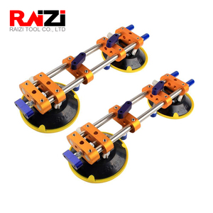 Image 2 - Raizi 2 Pcs Seamless Seam Setter for Joining Leveling Granite Stone Countertop Installation Tools With 6 inch vacuum suction cup