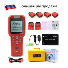 Xtool X100 Pro Auto Key Programmer ECM Reset ECU Immobilizer X100pro Immobilizer Pemrograman Alat Diagnostik Update Gratis(Hong Kong,China)