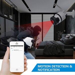 Image 5 - CPVan IP6S IP камера Alexa камера HD 1080P цилиндрическая камера двухсторонняя аудио Водонепроницаемая камера ночного видения Wi Fi