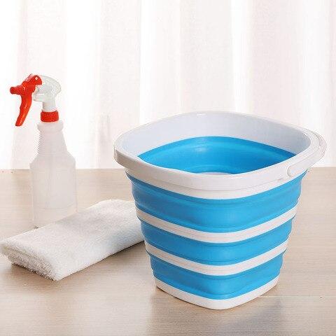 pesca barril quadrado banheiro cozinha acampamento balde