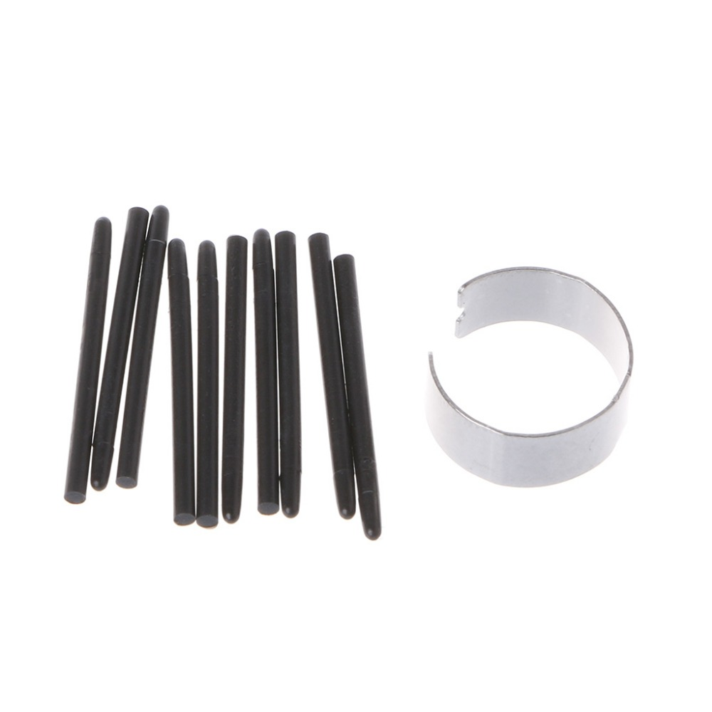 10 Pcs Graphic Drawing Pad Standard Pen Nibs Stylus For Wacom Drawing Pen Au06 19 Dropship