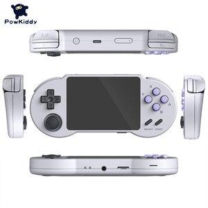 Image 4 - جيب الذهاب S30 ريترو المحمولة لعبة وحدة التحكم 3.5 بوصة IPS المدمج في 3000/6000/10000 ألعاب الفيديو قابلة للشحن جيب يده لاعب