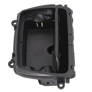 Novo Plástico Preto Montagem Cinzeiro Center Console Box Fit Para Bmw Série 5 F10 F11 F18 51169206347|Cinzeiro de carro| |  -