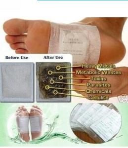 Image 5 - 20pc Detox Foot Patch pomoc w zasypianiu poprawić skórę ziołowe łatki stóp schudnąć anty cellulit klocki toksyny ciała narzędzie do pielęgnacji stóp