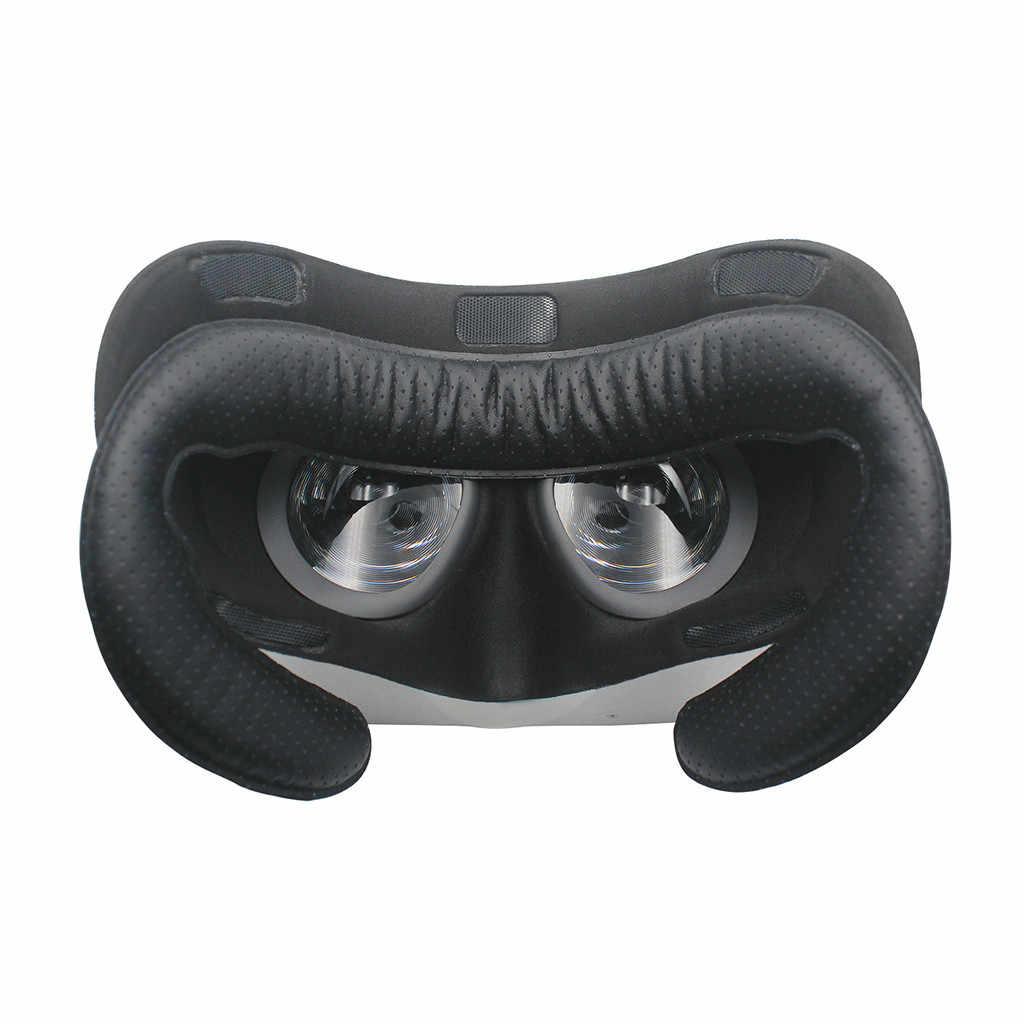 Cómodos accesorios de repuesto para oculus quest vr playstation clásico ojo máscara almohadilla suave fácil de limpiar cuero para Oculus Go