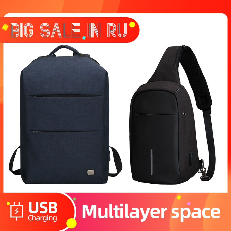 Big Sale Mark Ryden Men Backpack Shoulder Bag Just For Now Inventory Clearance