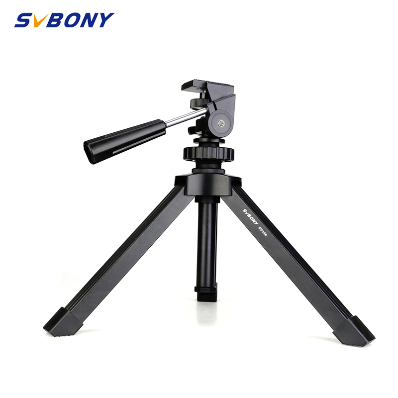 SVBONY SV146 Table Top Tripod  For Monocular Bird Watch High Quality  Waterproof Telescope Binoculars Hunting Adjustable Tripod