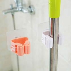 Дыропробивная подвесная тряпка для швабры Швабра для ванной крючок для ванной комнаты держатель для карт слот зажим для швабры