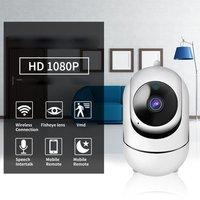Cloud Ip Camera 1080P with 32G memory card Home Security Surveillance Camera Tracking Network Wifi Camera Wireless Cctv Camera