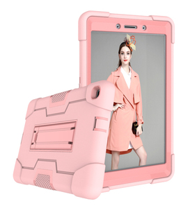 For Samsung Galaxy Tab A 8.0 2019 armor Case PC Back Cover Coque Samsung Tab A8 case A 8 8A SM-T290 SM-T295 SM-P200 P205 S Pen(China)