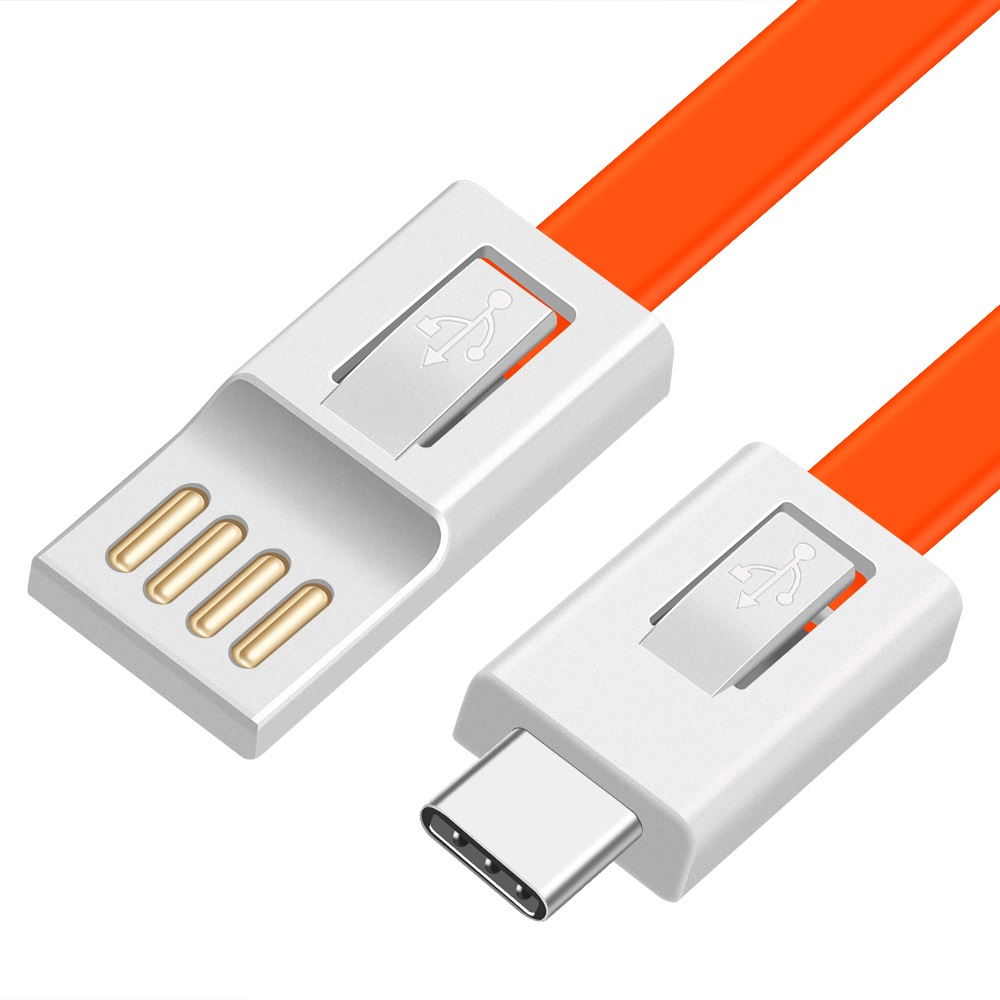 Mini Keychain Portable USB Type C Cable For Samsung Galaxy S10 S9 S8 Plus Fast Charging USB-C Charger Mobile Phone Type-C Cable