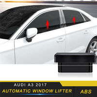 For Audi A3 2017 2019 Car Styling Automatic Window Lifter OBD Auto Replacement Parts Window Lever
