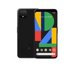 Google Pixel 4 XL 6 ГБ/64 ГБ, черный, одна SIM-карта + eSIM G020P