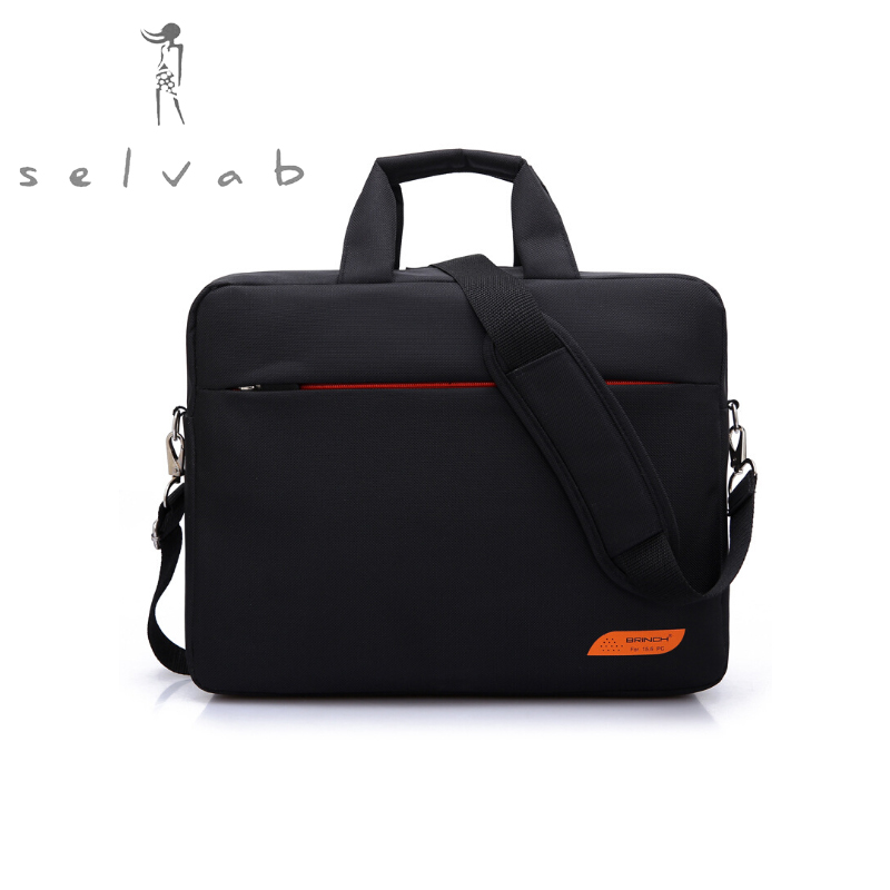 2019 New Fashion Casual Men's Portable Slung Computer Bag Business Travel Laptop Bag Official Postman Package