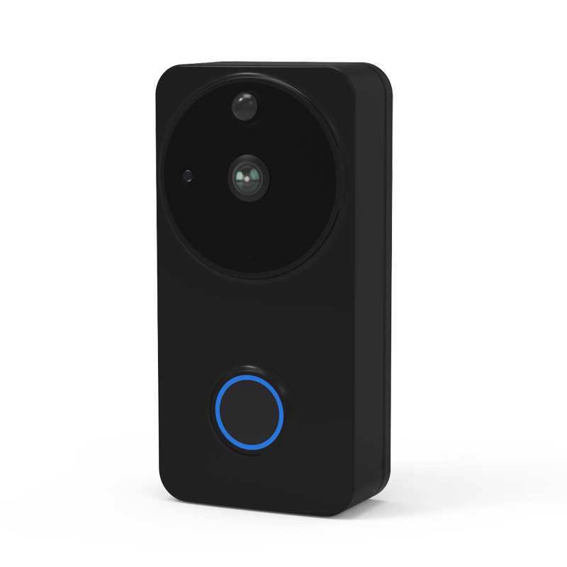 ABKT-Video Doorbell Wireless Wifi Infrared Security Doorbell Intercom System