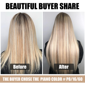 Image 3 - Kératine collée I Tip Extension de cheveux 100% Remy européenne faits saillants Extensions humaines 16 20 pouces 0.8 g/pc 50 pcs/pack fée Remy cheveux