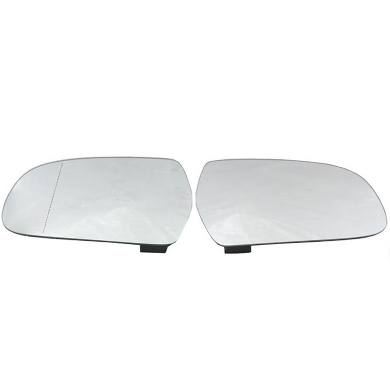 Left Right Heated Wing Rear Mirror Glass for Audi A3 Sportback A4 Avant A5 Convertible 8K0857536F 8K0857535F