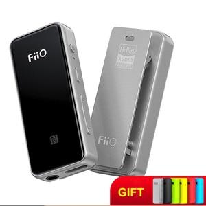 Image 1 - FiiO BTR3 CSR8675 AK4376A USB DAC 휴대용 블루투스 APTX HD LDAC LHDC 유형 C 3.5mm 앰프 i 전화/안드로이드 폰/PC 용